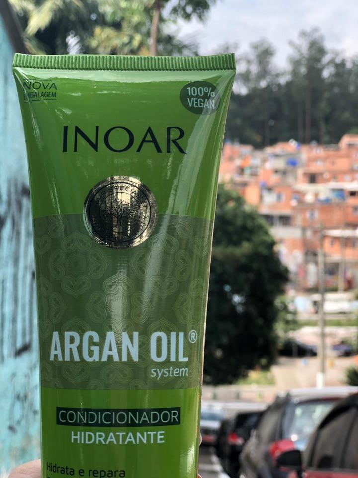 Inoar Cosméticos em Bazar Beneficente de ONG Florescer, emParaisópolis